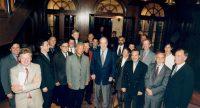 Gruppenfoto von der DTF-Gründungsveranstaltung 1999, Quelle: DTF