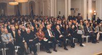 Gäste bei der Gründungsveranstaltung 2000 im Neuen Schloss, Quelle: DTF