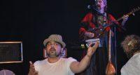 Osman Murat Ertel auf der Bühne, Quelle: DTF