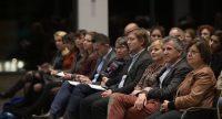 sitzende Menschen in der vordersten Reihe vom Publikum, Quelle: DTF