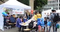 Stand des Deutsch-Türkischen Forums beim Kinderfest, Quelle: DTF, Fotograf/in: Kerim Arpad