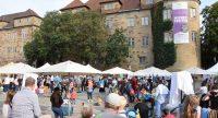 Tolle Stimmung beim Kinderfest auf dem Schillerplatz, Quelle: DTF, Fotograf/in: Kerim Arpad
