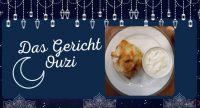 Thumbnail YouTube Teigspeise auf weißem Teller mit Joghurtschälchen, Quelle: DTF