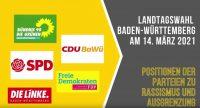 Landtagswahl 21 Rassismus und Ausgrenzung, Quelle: DTF