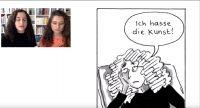 Graphic Novel Lesung mit Büke Schwarz, Quelle: DTF