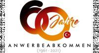 Logo 60 Jahre Anwerbeabkommen, Quelle: anwerbeabkommen.de