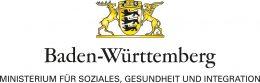 Logo Ministerium für Soziales, Gesundheit und Integration Baden-Württemberg