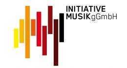 Logo Initiative Musik gGmbH