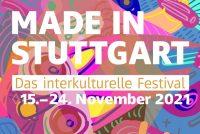Cover Made in Stuttgart, Quelle: Forum der Kulturen